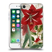 Official Christmas Mix Ornaments Colour Bakery In Paris Soft Gel Case for Apple iPhone 7
