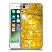 Official DARREN WHITE FALL COLOURS Tree Fire Soft Gel Case for Apple iPhone 7