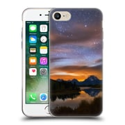 Official Darren White Heavens Delicate Arch Star Trails Soft Gel Case for Apple iPhone 7