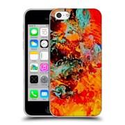 Official Demian Dressler Series Prismatica Apocalypso Soft Gel Case for Apple iPhone 5c