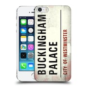 Official City Of Westminster Vintage Street Signs Buckingham Palace Hard Back Case For Apple Iphone 5 / 5S / Se