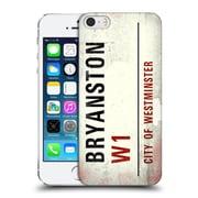 Official City Of Westminster Vintage Street Signs Bryanston Hard Back Case For Apple Iphone 5 / 5S / Se
