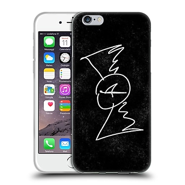 Official Aerosmith Logos Batwing Soft Gel Case For Apple Iphone 6 / 6S