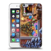 Official Christmas Mix Winter Wonderland Nicky Boehme You Better Be Good Soft Gel Case for Apple iPhone 6 Plus / 6s Plus
