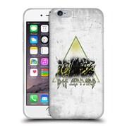 Official Def Leppard Design Triangle Concert Soft Gel Case for Apple iPhone 6 / 6s