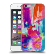 Official Amy Sia Abstract Colours Escape Soft Gel Case For Apple Iphone 6 / 6S