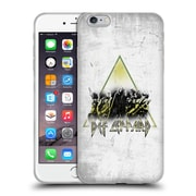 Official Def Leppard Design Triangle Concert Soft Gel Case for Apple iPhone 6 Plus / 6s Plus