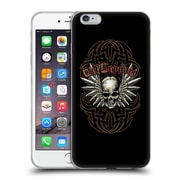 Official Def Leppard Design Skull 2 Soft Gel Case for Apple iPhone 6 Plus / 6s Plus