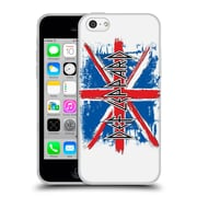 Official Def Leppard Design Vintage Jack Soft Gel Case for Apple iPhone 5c