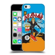 Official Def Leppard Design Women Of Doom Soft Gel Case for Apple iPhone 5c