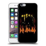 Official Def Leppard Design Group Soft Gel Case for Apple iPhone 6 / 6s