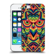 Official Ali Gulec Geometric Owl 2 Soft Gel Case For Apple Iphone 5 / 5S / Se