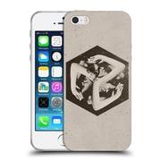 Official Ali Gulec Geometric Box Soft Gel Case For Apple Iphone 5 / 5S / Se