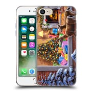 Official Christmas Mix Winter Wonderland Nicky Boehme You Better Be Good Soft Gel Case for Apple iPhone 7