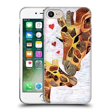 Official Artpoptart Animals Sweet Giraffes Soft Gel Case For Apple Iphone 7