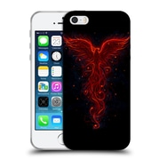 Official Christos Karapanos Phoenix 2 Red Soft Gel Case for Apple iPhone 5 / 5s / SE