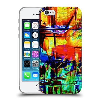 Official Demian Dressler Series Prismatica 2 Chromatic Soft Gel Case for Apple iPhone 5 / 5s / SE