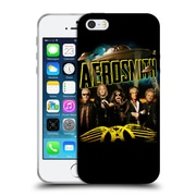 Official Aerosmith Tour Global Warming Soft Gel Case For Apple Iphone 5 / 5S / Se