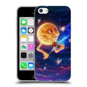 Official Christos Karapanos Dreamy Dancing By The Moon Soft Gel Case for Apple iPhone 5c