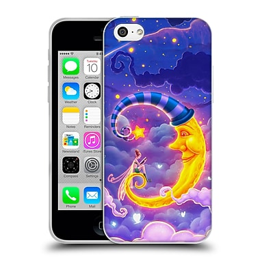 Official Christos Karapanos Dreamy Bedtime Story Soft Gel Case for Apple iPhone 5c
