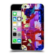 Official Demian Dressler NEXION SERIES Nightfall Soft Gel Case for Apple iPhone 5c