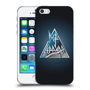 Official Def Leppard Logo Triangle Soft Gel Case for Apple iPhone 5 / 5s / SE
