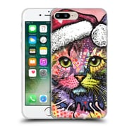 Official Christmas Mix Pets Dean Russo Cat Soft Gel Case for Apple iPhone 7 Plus