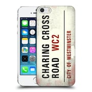 Official City Of Westminster Vintage Street Signs Charing Cross Road Hard Back Case For Apple Iphone 5 / 5S / Se
