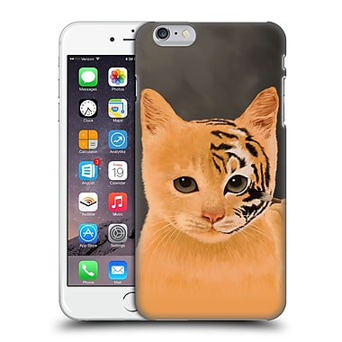 Official Tummeow Cats 2 Tiger Hard Back Case For Apple Iphone 6 Plus / 6S Plus