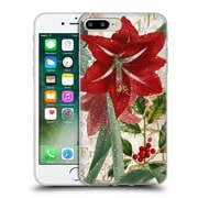 Official Christmas Mix Ornaments Colour Bakery In Paris Soft Gel Case for Apple iPhone 7 Plus