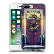 Official Christmas Mix Ornaments Lantern Press Soft Gel Case for Apple iPhone 7 Plus