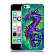 Official Christos Karapanos Dragons Poison Soft Gel Case for Apple iPhone 5c