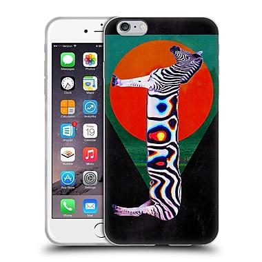 Official Ali Gulec With Attitude Zebra Soft Gel Case For Apple Iphone 6 Plus / 6S Plus
