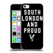 Official Crystal Palace FC The Eagles SLAP Soft Gel Case for Apple iPhone 5c