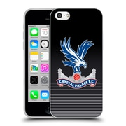 Official Crystal Palace FC 2016/17 Players Kit GK Home Soft Gel Case for Apple iPhone 5c