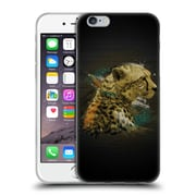 Official Aron Art Animals Cheetah Soft Gel Case For Apple Iphone 6 / 6S