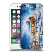 Official Chuck Black Cabin Friday Night Joys Soft Gel Case for Apple iPhone 6 / 6s
