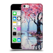 Official Graham Gercken Trees Blossom Tree Reflections Hard Back Case For Apple Iphone 5C