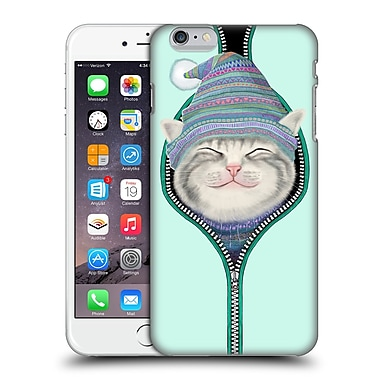 Official Tummeow Cats 2 Zip Hard Back Case For Apple Iphone 6 Plus / 6S Plus