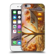 Official Chuck Black Cabin Fall Memories Soft Gel Case for Apple iPhone 6 / 6s