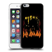 Official Def Leppard Design Group Soft Gel Case for Apple iPhone 6 Plus / 6s Plus