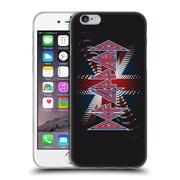Official Def Leppard Logo Union Jack 2 Soft Gel Case for Apple iPhone 6 / 6s