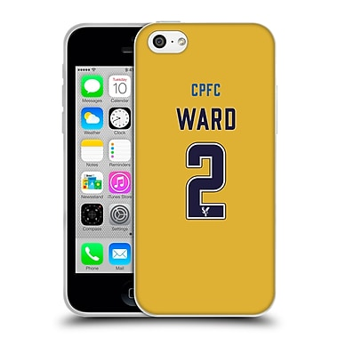 Official Crystal Palace FC 2016/17 Players Away Kit Joel Ward Soft Gel Case for Apple iPhone 5c