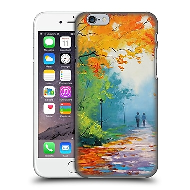 Official Graham Gercken Autumn Park Hard Back Case For Apple Iphone 6 / 6S