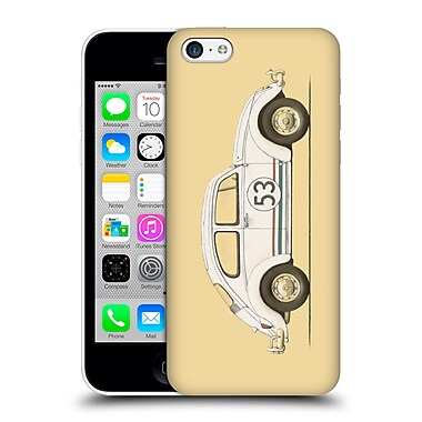 Official Florent Bodart Vehicles Beetle Hard Back Case For Apple Iphone 5C