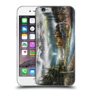 Official Chuck Black Cabin Paradise Valley Soft Gel Case for Apple iPhone 6 / 6s