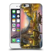 Official Chuck Black Cabin River's Crossing Soft Gel Case for Apple iPhone 6 / 6s