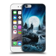 Official Chuck Black CANINE Spirits of the Wild Soft Gel Case for Apple iPhone 6 / 6s