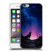 Official Chuck Black CANINE Starry Nights Soft Gel Case for Apple iPhone 6 / 6s