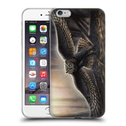 Official Chuck Black Bird Art Out Of The Dark Soft Gel Case for Apple iPhone 6 Plus / 6s Plus